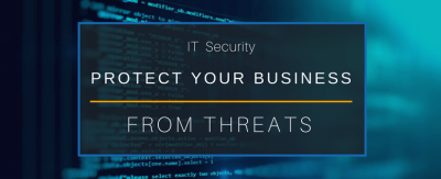 it security - protecting your business from threats