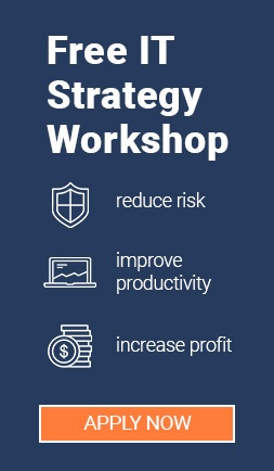 it strategy workshop