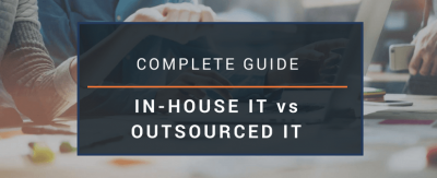 Inhouse vs Outsourced IT Guide