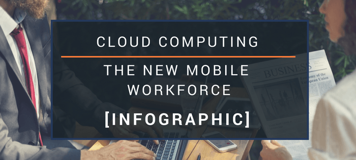 Cloud Computing & The New Mobile Workforce [Infographic]
