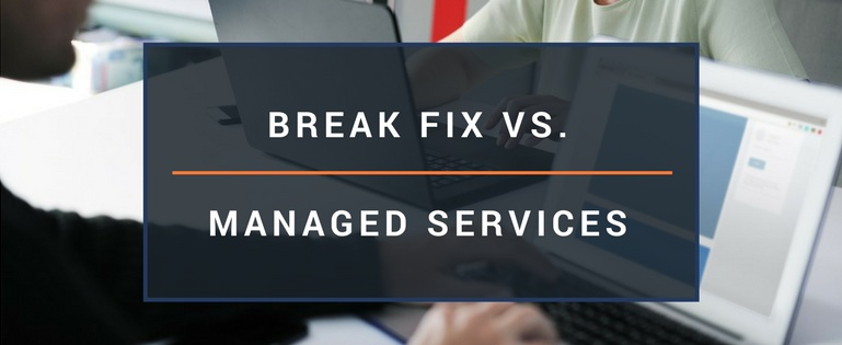 Outsourcing vs Managed Services