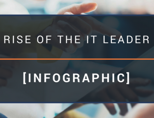The Rise of the IT Leader [Infographic]