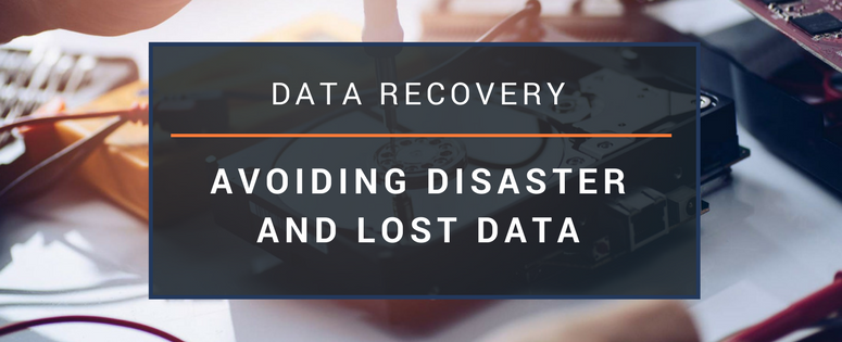 Data Recovery_ Avoiding Disaster and Lost Data