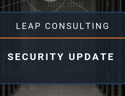 Leap Security Update