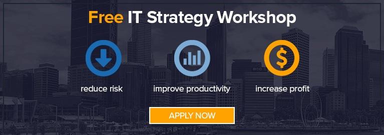 IT Strategy Workshop CTA Blog